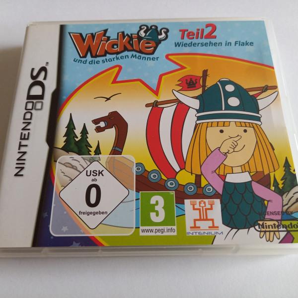 Wickie und die starken Männer - Wiedersehen in Flake - DS