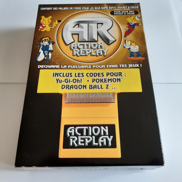 Action Replay Xtreme - Special Edition Pokemon Kristall