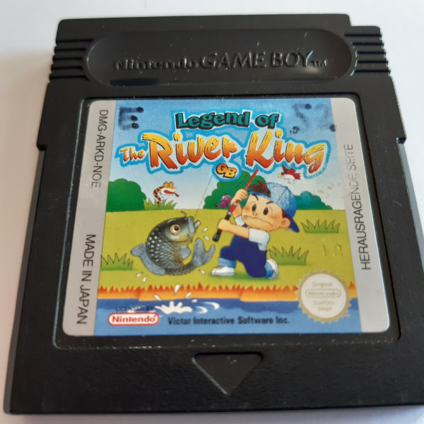 Legend of the River King - GBC