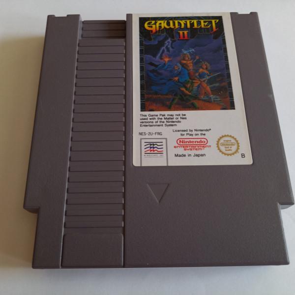 Gauntlet II - NES