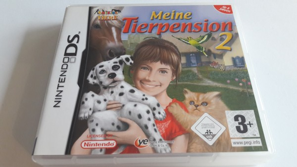 Meine Tierpension 2 - DS