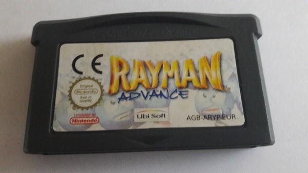 Rayman Advance - GBA