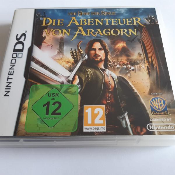Der Herr Der Ringe - Die Abenteuer von Aragorn - DS