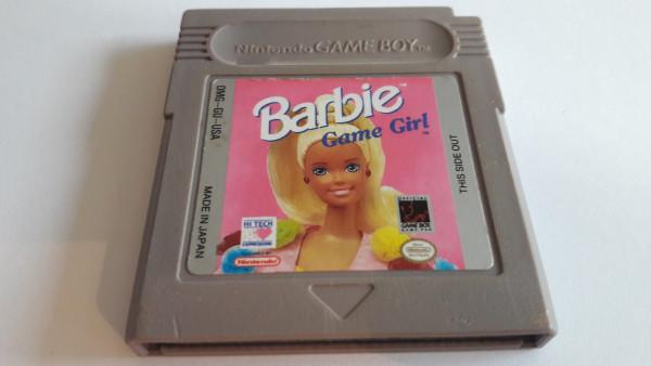 Barbie - Game Girl - Game Boy