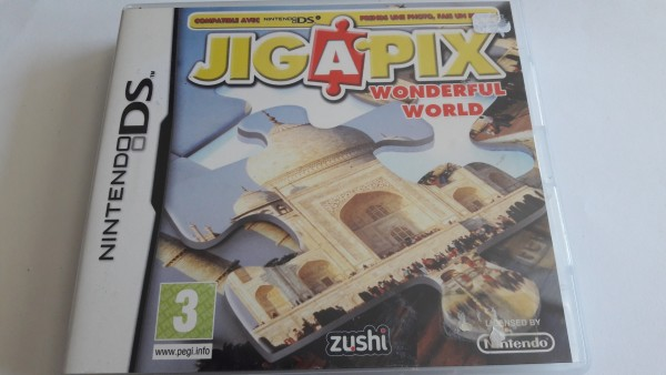 Jigapix Wonderful World - DS