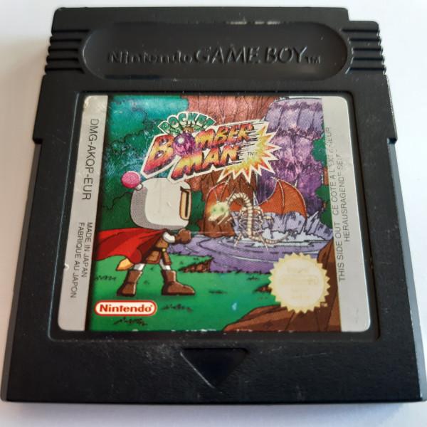 Pocket Bomberman - GBC