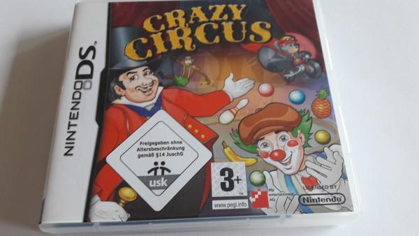 Crazy Circus - DS