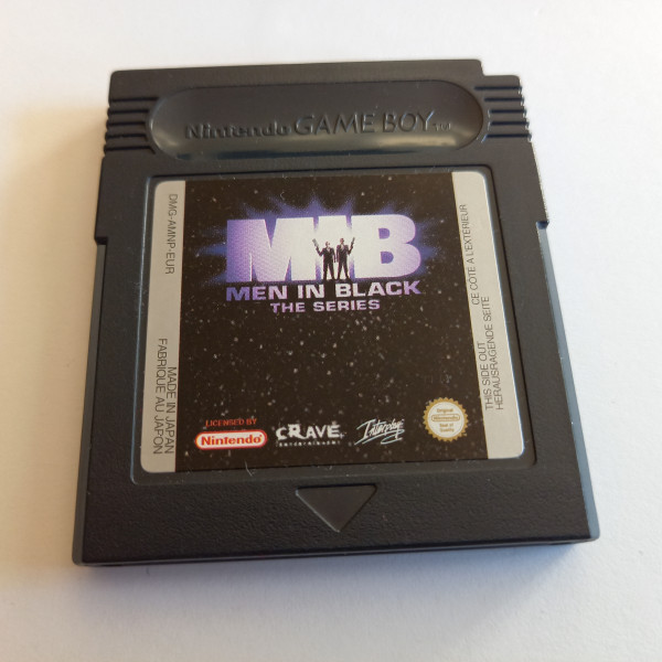 Men in Black - The Series - GBC