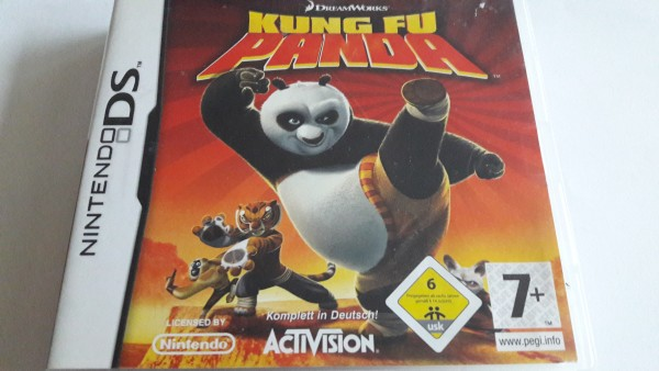 Kung Fu Panda - DS
