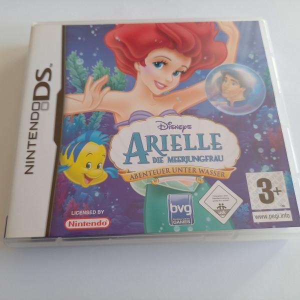 Arielle die Meerjungfrau - Abenteuer unter Wasser - DS