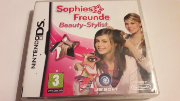 Sophies Freunde - Beauty-Stylist - DS