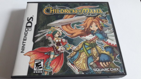 Children of Mana - DS