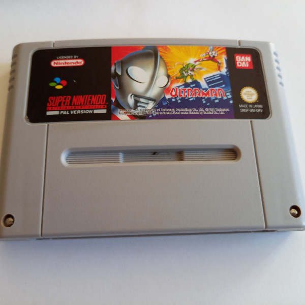 Ultraman - SNES