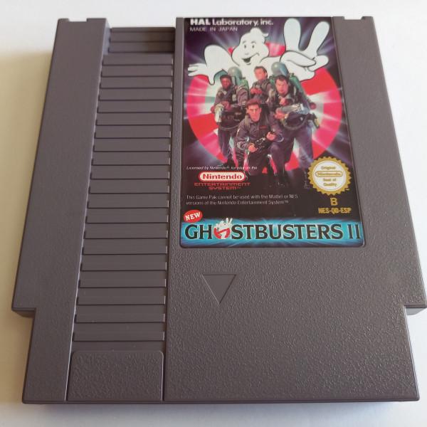 Ghostbusters II - NES