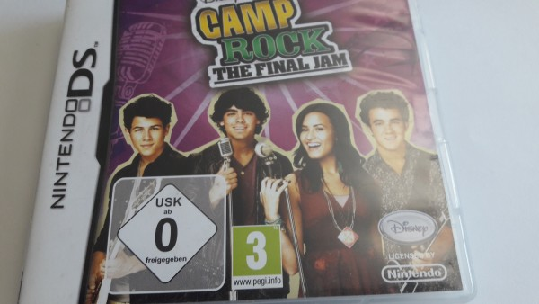 Camp Rock - The Final Jam - DS