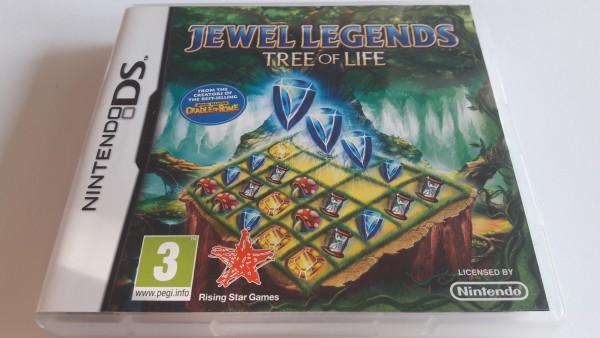 Jewel Legends - Tree of Life - DS